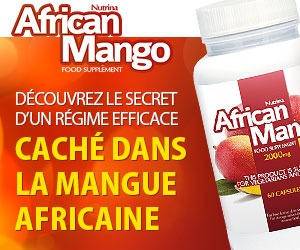 African Mango - perte de poids