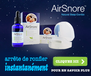AirSnore - ronflement