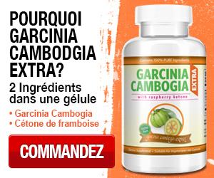 Garcinia Extra - perte de poids
