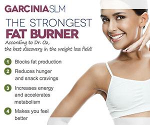 Garcinia SLM - régime alimentaire