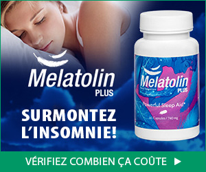 Melatolin Plus - insomnie