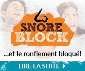 SnoreBlock - ronflement